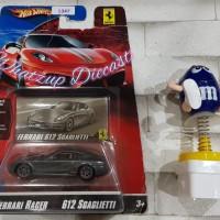 Hot Wheels Ferrari 612 Scaglietti (Ferrari Racer) - BLACK