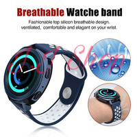 Strap Silicone Volt Band For Samsung Galaxy Gear S3 Sport 2017 20mm