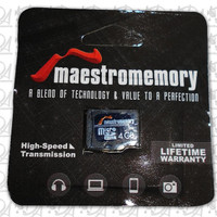 MMC Memori memory card hp mikro micro SD Maestro 4gb packing original