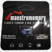 Memori memory card hp mikro micro SD Maestro 8gb ori original