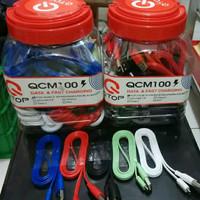 kabel data QTOP QCM 100 FAST CHARGING