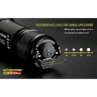 NITECORE TM03 Tiny Monster Senter LED CREE XHP70 2800 Lumens Limited