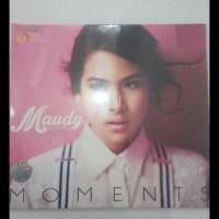 Produk Terlaris - Cd Maudy Ayunda - Moment