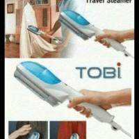 Harga Grosir - Tobi Setrika Uap - Tobi Travel Steamer