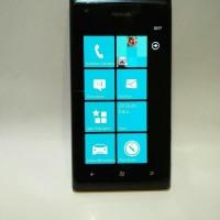 Produk HP MURAH! Nokia Lumia 900 hitam termurah _