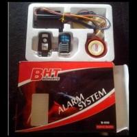Hot - Alarm Motor + Remote Bht