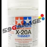 Murah Banget ! Tamiya Acrylic Thinner 46Ml