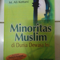 Buku Pengetahuan Umum Minoritas Muslim di Dunia Dewasa Ini