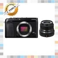 Harga fujifilm fuji x e3 xe3 mirrorless digital camera kit | Pembandingharga.com
