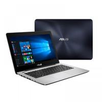 ASUS X555QA-BX101T- AMD A10-9620P QC 2.5-3.4GHz