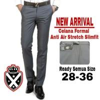 Celana Formal Panjang Xaverius Xellano - Celana Anti Air Stretch