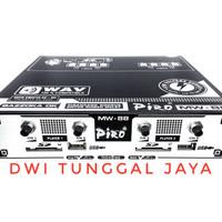 PAKET HEMAT MESIN WALET MW - 88 & SUARA PANGGIL SERTA INAP