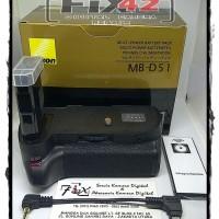 Baterai Grip MB-D51 Nikon D5100 D5200 D5300 Premium Free Remote Shuter
