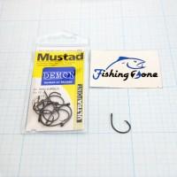 Mustad DEMON Light Gauge Circle Hook Size 2/0 - Qty 12 pcs