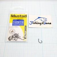 Mustad DEMON Light Gauge Circle Hook  Size 6 - Qty 15 pcs