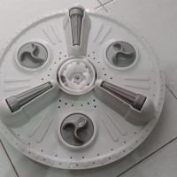 PULSATOR WASH MESIN CUCI 2 TABUNG LG KAPASITAS 16 KG MODEL WP-1660R
