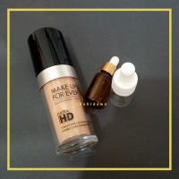 [SHARE] Makeup Forever MUFE Ultra HD Foundation 5ml IN JAR / Bottle