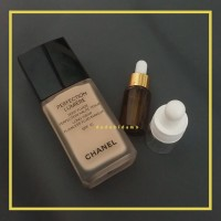[SHARE] CHANEL PERFECTION LUMIERE FOUNDATION 5ML IN JAR / BOTTLE