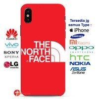 THE NORTH FACE LOGO RED iPhone Case & All Case HP