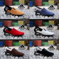 sepatu kets adidas slip on slop bloes #nike#vans#dc#casual
