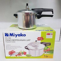 Panci presto / pressure cooker miyako PC-700