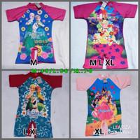 baju renang diving anak cewek perempuan TK karakter