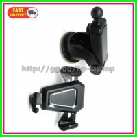 Car Holder Smartphone Automobile Black