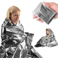Selimut Eiger 910003405001 / 3405 Silver Emergency Blanket