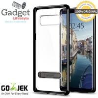 Original Spigen Ultra Hybrid S Case Samsung Galaxy Note 8 - Black