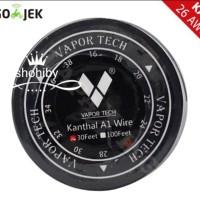 KHANTAL VAPORTECH wire A1 - 26awg - 30 feed