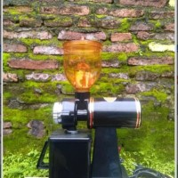 Electric Coffee Grinder Fei Ying - Alat Penggiling Kopi Listrik Murah