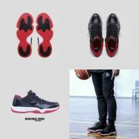 sepatu basket red air oryginal HRCN