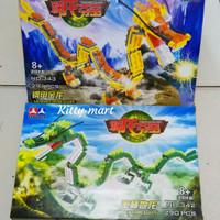 mainan anak lego dragon lego naga lego ninjago mainan anak brick ninja