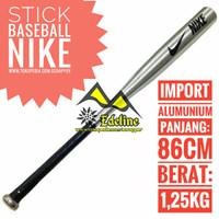 Nike Baseball Stick Tongkat Bisbol Alumunium Alloy Stik Bisbol