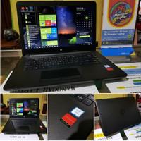 laptop seken Hp 14 core i3 skylake dual vga ati radeon type baru