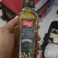 minyak zaitun tatco