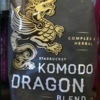 Starbucks Komodo Dragon Blend Coffee Whole Bean Kopi