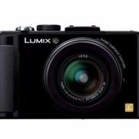 Panasonic Lumix DMC-LX7 + Leather Case Original