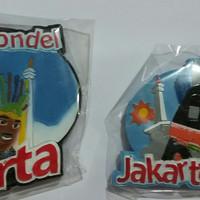 Souvenir magnet indonesia jakarta