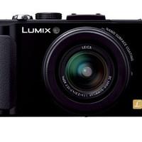 Panasonic LUMIX LX7 + Leather Case ORI