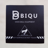 3d Printer heat bed sticker buildtak 200x200mm BIQU heat bed