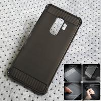 Shock-Proof Armor Case Samsung Galaxy S9 Plus