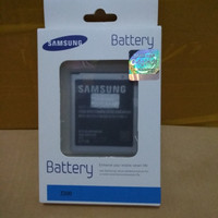 Baterai Battery Samsung Galaxy J2/J200 Original 100%