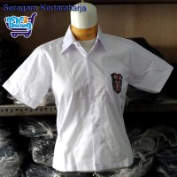 Baju Pendek Seragam SD (Seragam Sekolah)