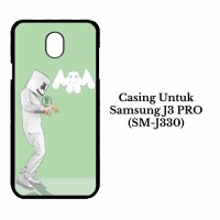 Casing SAMSUNG J3 Pro SM J330 marshmello Custom Hard Case Cover
