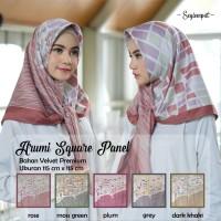 "Jilbab Segiempat Arumi Square by ""eLHa"" collection bukan elzatta zoya"
