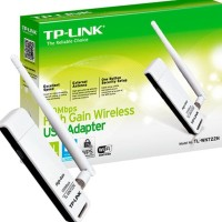 New! Wireless Usb Wifi Adapter Tp-Link Tl-Wn722N With Antenna Receiver