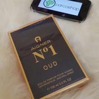 Dijual Parfum Original 100% Box + Segel Aigner No 1 Oud Edp Pria