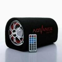 Dijual Speaker Subwoofer Advance Bluetooth Karaoke Radio T101Bt Aktif