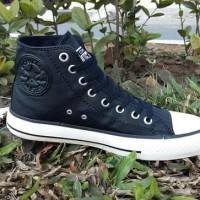 Jual Sepatu Converse Kulit For Man Untuk Pria/Wanita Import Quality